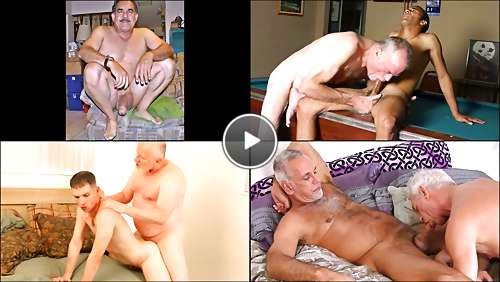 senior daddy gay tube video