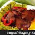 Resep Empal Daging Mudah Sederhana