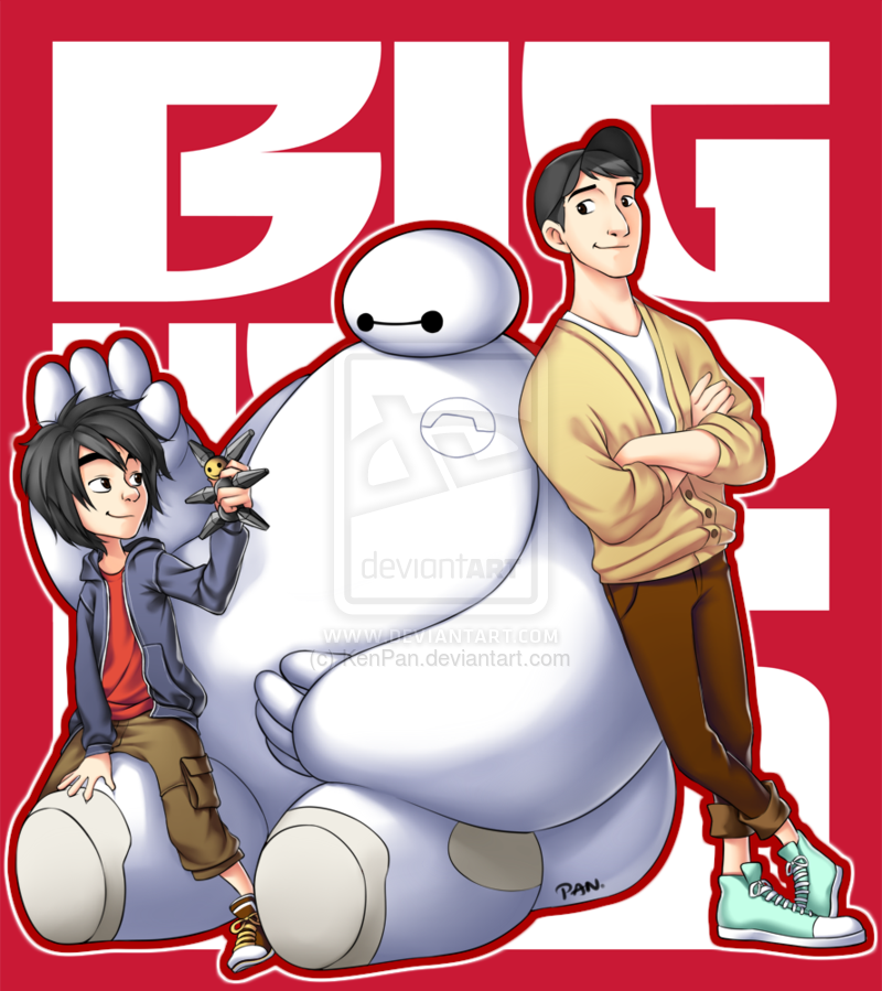 Faith Hope And Lovewith Autism Big Hero 6 Review
