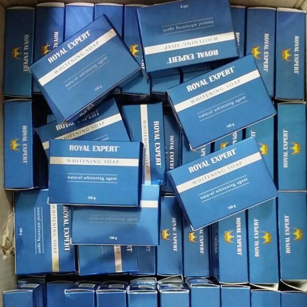 ROYAL EXPERT WHITENING SOAP HARGA PROMOSI 013-3045279