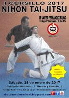 I Cursillo Nihon Tai Jitsu 2017