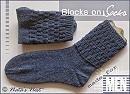 Blocks on Socks