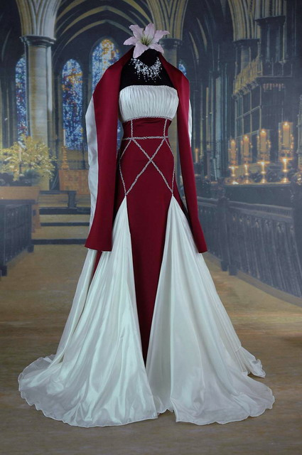 Medieval wedding dresses uk smartweddinggown for Scottish wedding guest dress
