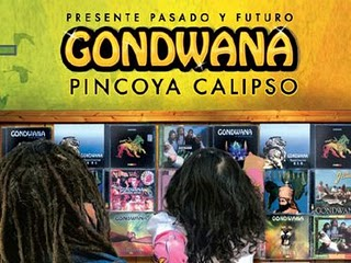 Gondwana lanza nuevo cd alpha dread for Calipso singles