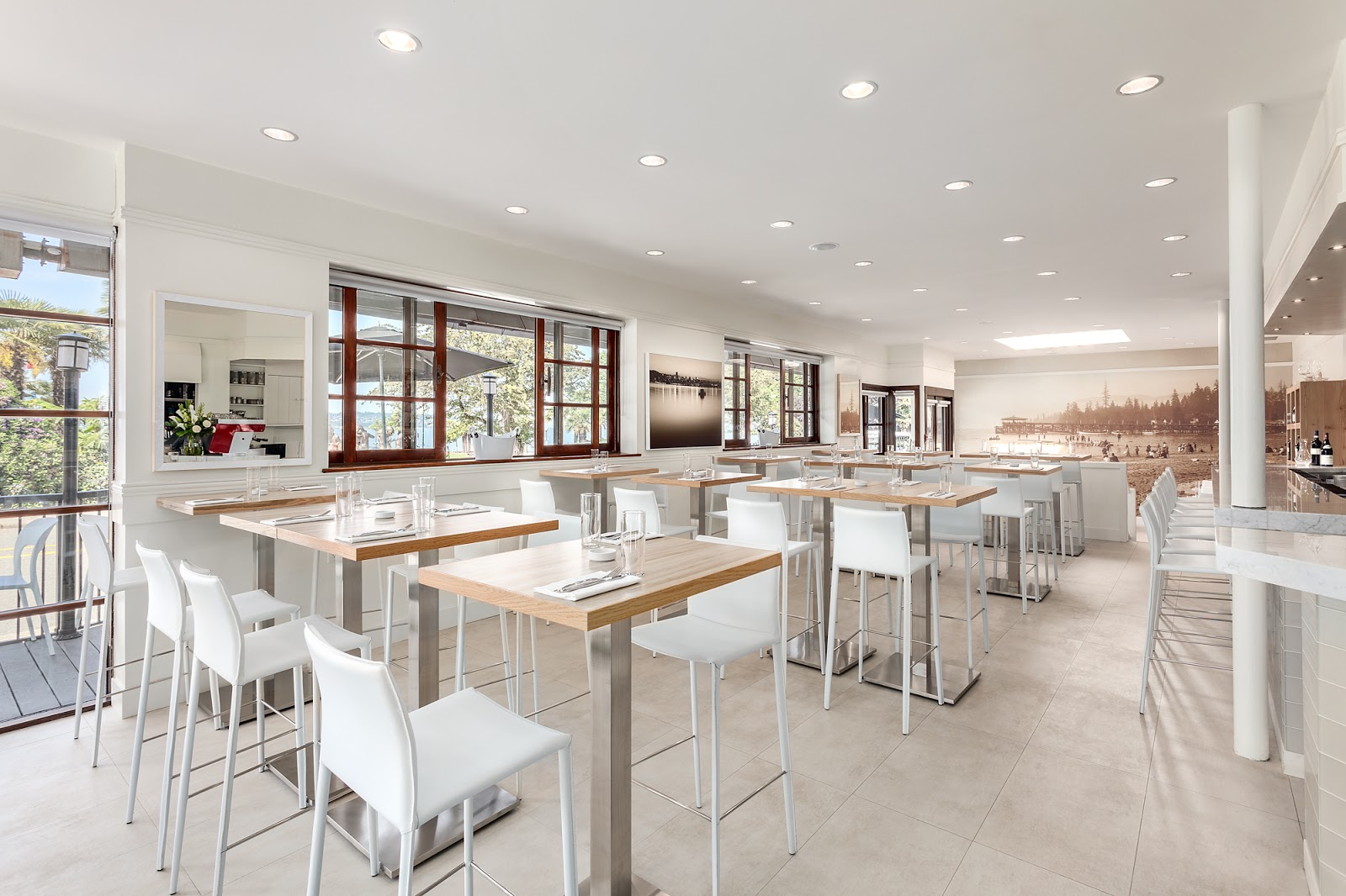 Now Featuring A Sleek And Contemporary Interior, Thereu0027s Also A Heated Patio  For Outdoor Dining. The Executive Chef Is Scott Korzack, A Culinary Alum Of  ...