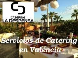 Catering La Despensa - Servicios de Catering en Valencia