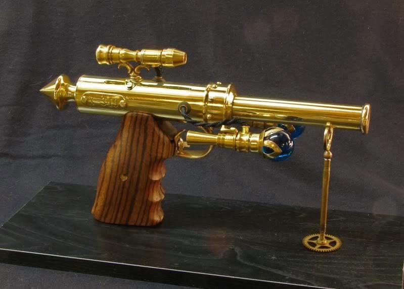 Tincanbandit S Gunsmithing Steampunk