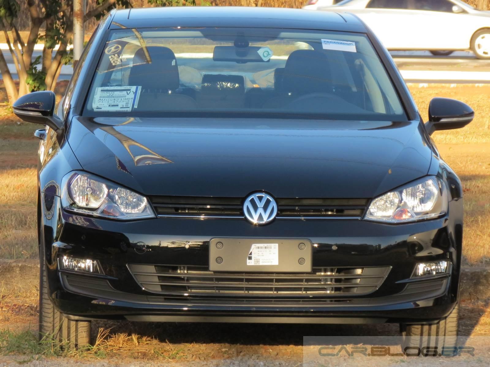 VW Golf Comfortline 1.4 TSI - Preço