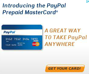 paypal prepaid debit