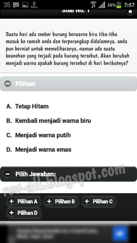 Contoh Soal Tes Psikologi Kepribadian - aplikasi android untuk tes kepribadian dengan pertanyaan (rev-all.blogspot.com)