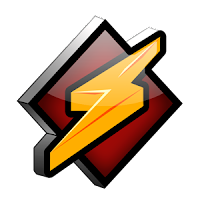 Winamp music player Logo