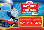 Give-away Day Out With Thomas