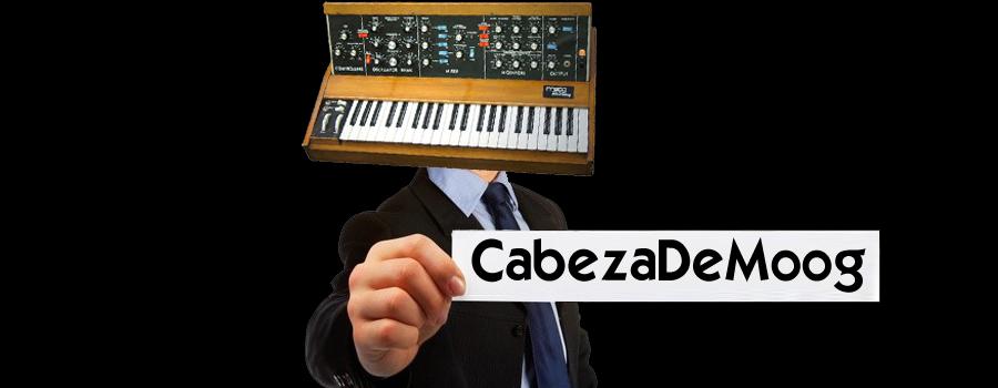 Cabeza de Moog !