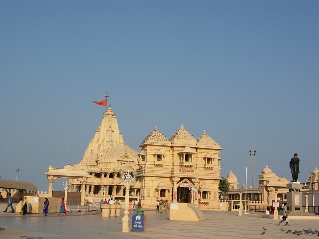 temples of gujarat North gujarat is in india cities  0°0′0″n 0°0′0″e map of north gujarat 1 gandhinagar — administrative capital of gujarat, city of akshardham temple and the second planned green city 2 ambaji — a town noted for its history and mythology famous for its marble and granite mines.