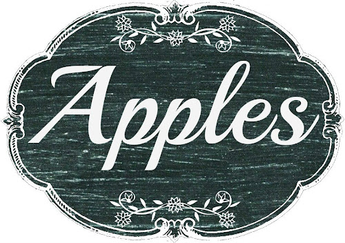 Apples Printable from Blissful Roots