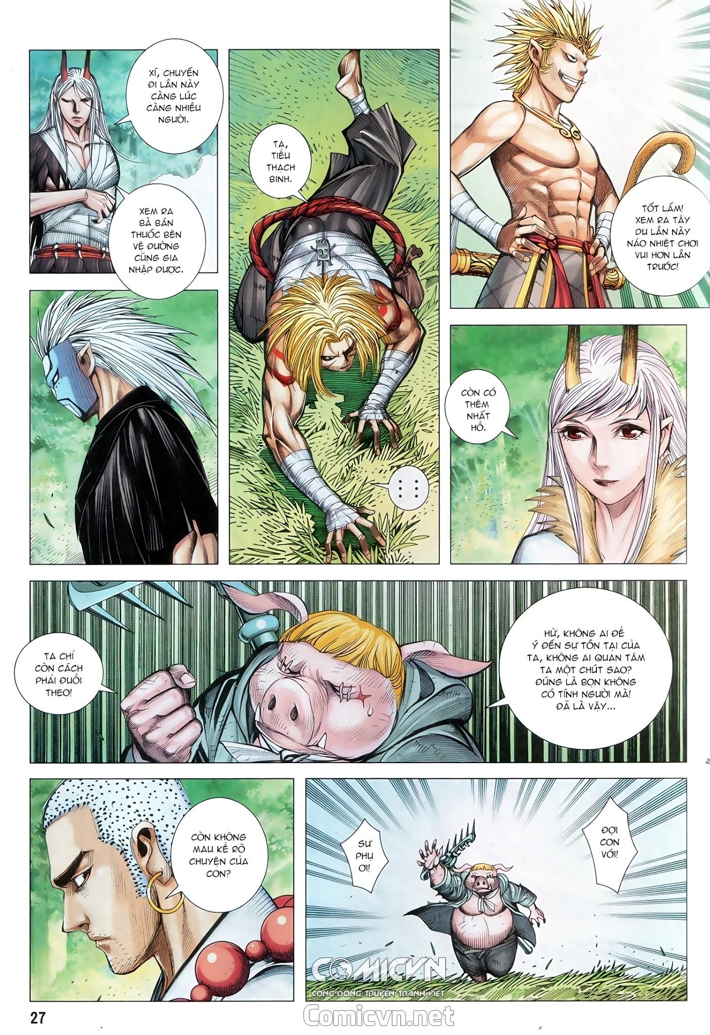 Tây Du chap 104 Trang 26 - Mangak.info