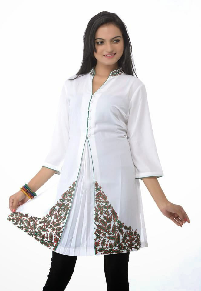 Latest Girls Fashionable Kurti