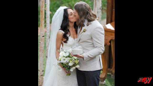 Brie and Bryan's Wedding Picture.