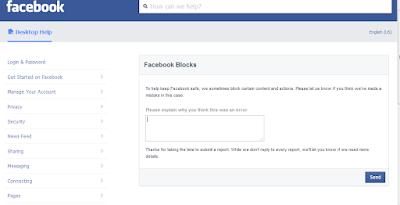 Mengatasi tidak bisa komentar di facebook 10