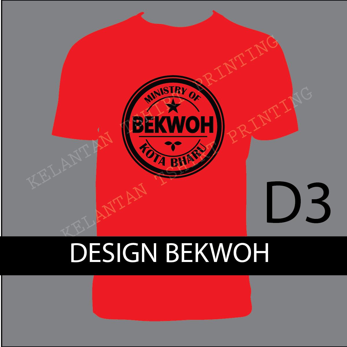 Design t shirt murah - Design Baju Rewang