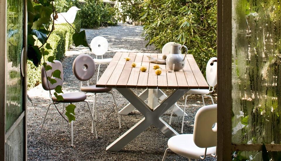 Tavoli per arredare lesterno di ristoranti e bar  DEGART Arredamento ...