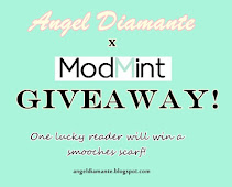 GIVEAWAY: Win Smooches Scarf from MODMINT!