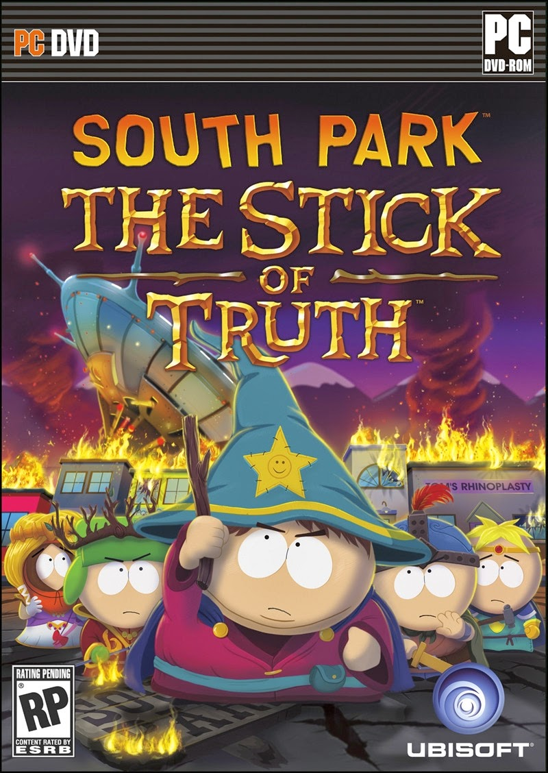 South Park The Stick of Truth Free Download Full Version PC Game