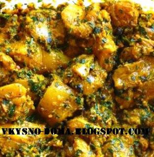 Маринад для мавританских шашлычков