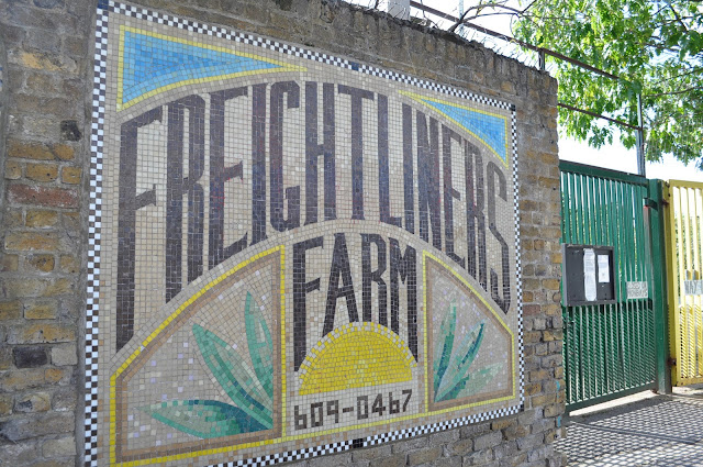 Freightliners+City+Farm+London+Islington+City+Farm