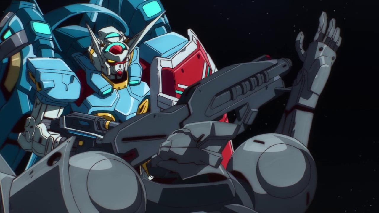 Resoconto Gundam Reconguista in G ep 14