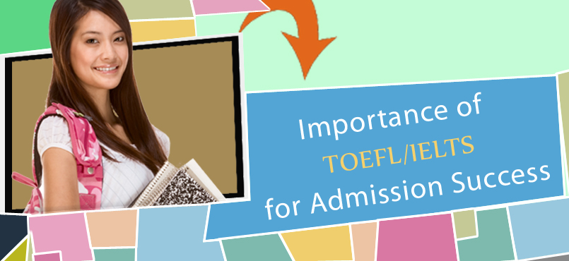 What will you choose Toefl or Ielts for admission