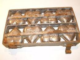 Dying For Chocolate Vintage Valentine Chocolate Molds