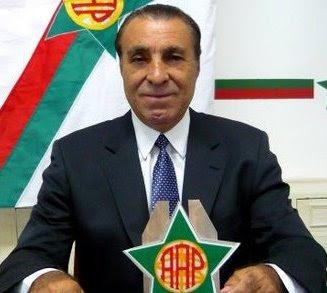 Presidente da Portuguesa