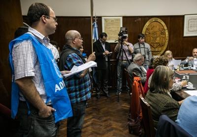 ADIUNT reclamó al Consejo Superior dialogar para destrabar el conflicto