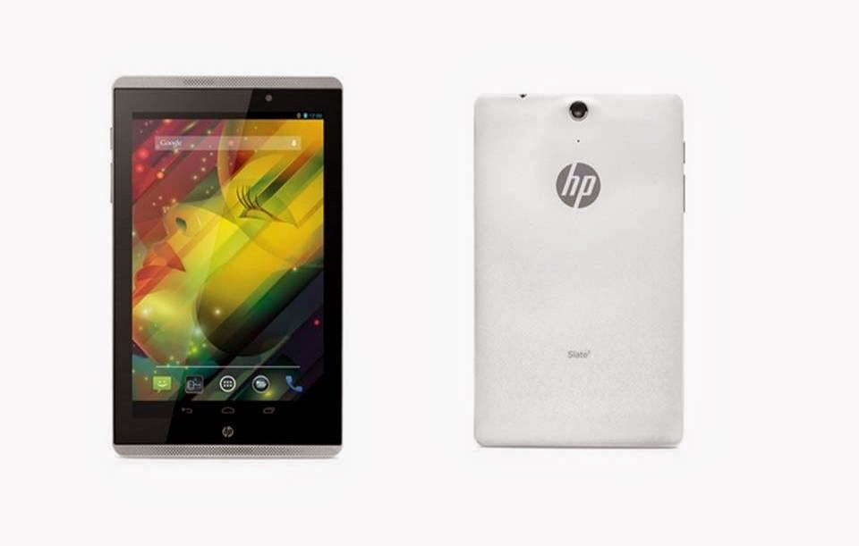 Popular PC manufacturing Brand HP is launching its Slate 7 Voice Tab in India at Rs. 16,990
