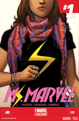Ms Marvel Volume I Cover