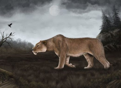 Beberapa jenis hewan buas prasejarah