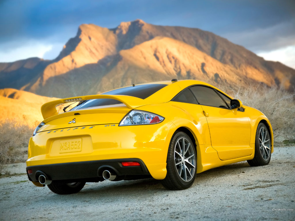 2011 Mitsubishi Eclipse Sports Car Most Popular Car
