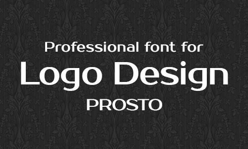 Prosto-free-professional-font-for-logo-design