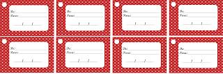 tags-etiquetas para lembracinhas vermelho