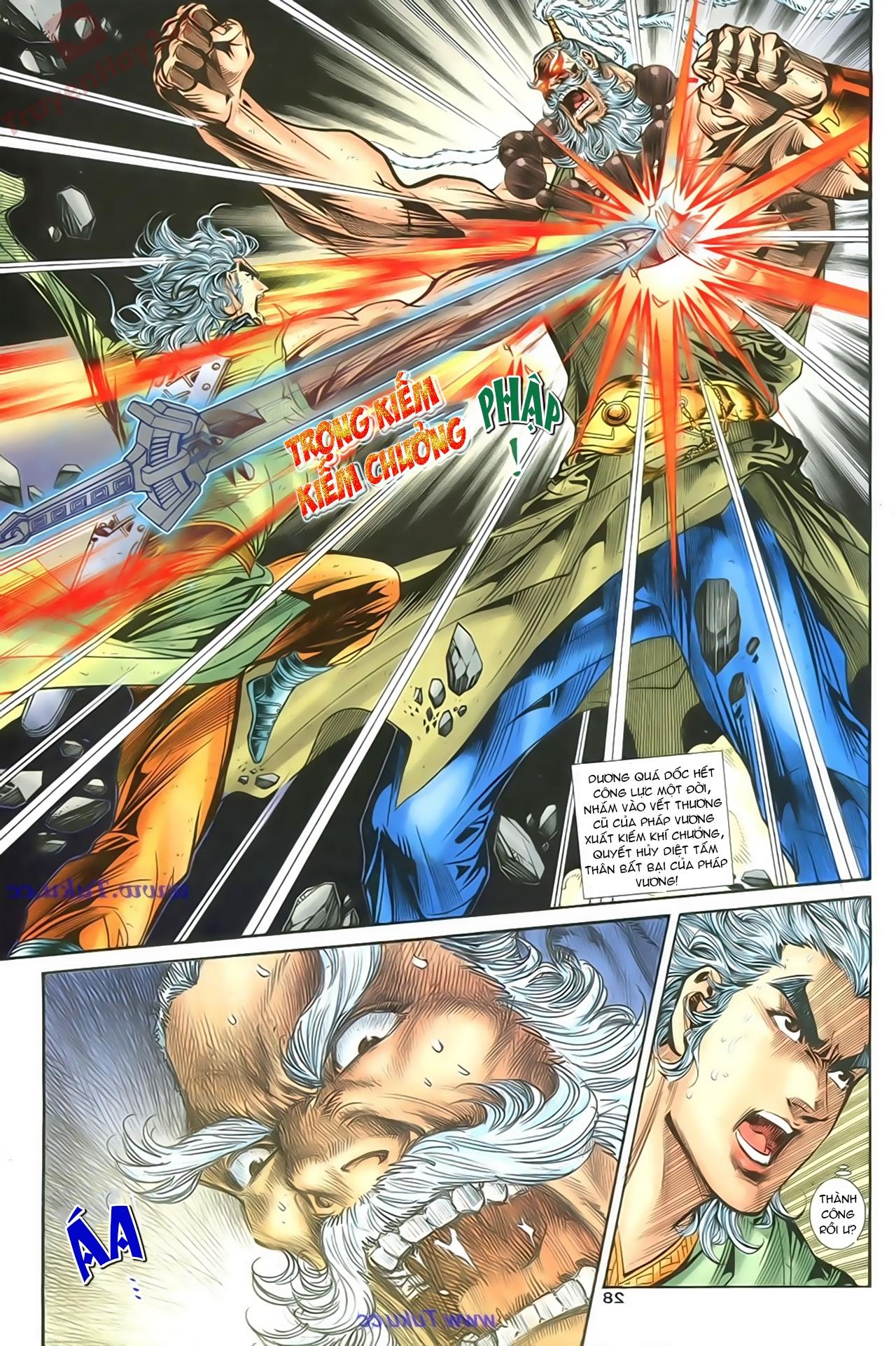Thần Điêu Hiệp Lữ chap 86 – End Trang 27 - Mangak.info