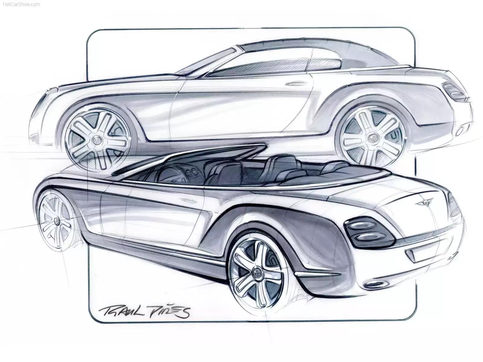 Hình ảnh xe ô tô Bentley Continental GTC 2006 & nội ngoại thất