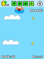 Free fall Pou