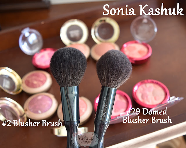 Sonia Kashuk #2 Blusher Brush Review