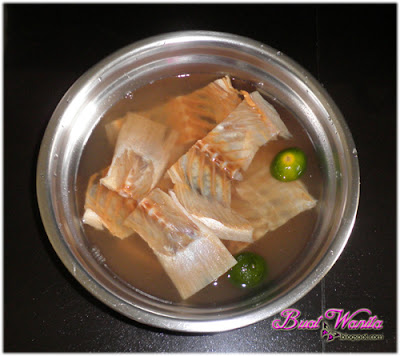 Resepi Mudah Masak Lemak Nenas Tulang Ikan Masin. Cara Masak Lemak Cili Api Ikan Masin. Masak Lemak Nenas Tulang Ikan Masin Sedap Simple Senang
