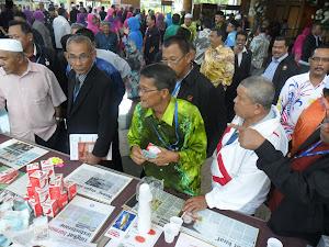 Tongkat Ali Nu-Prep 100 ' Kebaikan & Keberkesanan Kesihatan - FELDA 2011