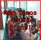 Saúde Péssima em Itaboraí!