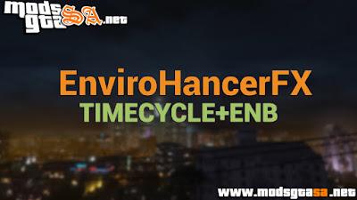V - Novos Gráficos (Timecycle + ENB) para GTA V PC