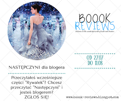 http://boook-reviews.blogspot.com/2015/07/nastepczyni-dla-blogera-konkurs.html