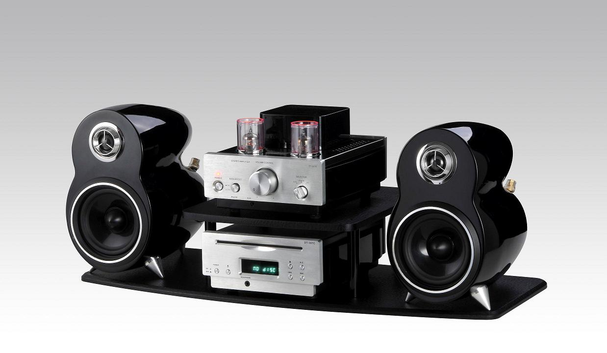 Vaccuum Tube ipod Amplifier